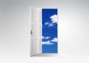あたらしいドア