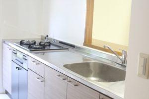 キッチン扉の掃除