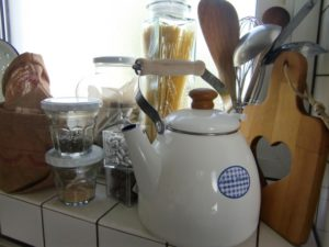 キッチンの道具