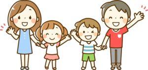 家族ごとに分ける