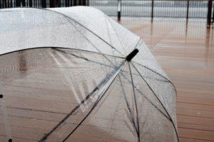 便利なビニール傘