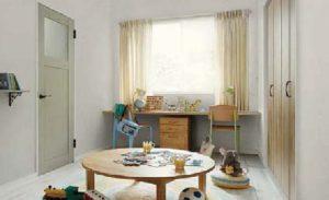 子供部屋のフォトスペース