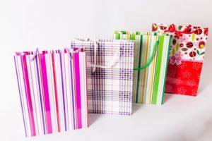 紙袋ラインナップ