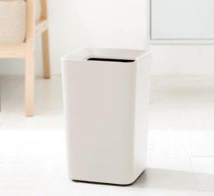 ゴミ箱ホワイト
