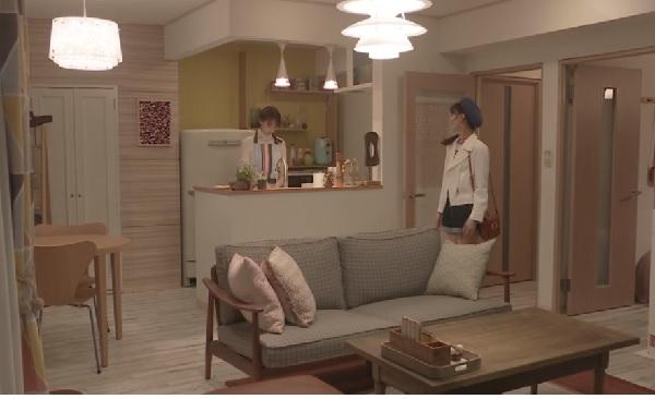 パーフェクトワールドつぐみの部屋の家具