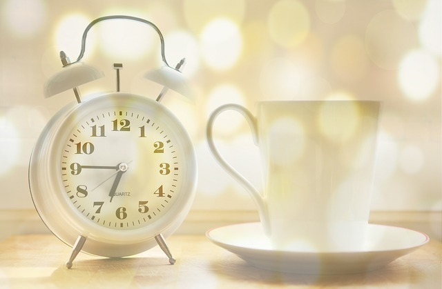 朝の支度を時短