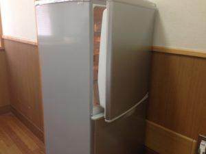冷蔵庫をレスキュー
