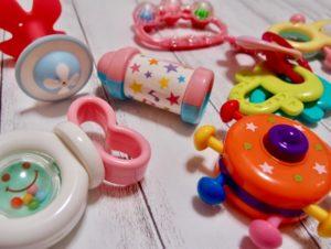 たくさんあるおもちゃの収納方法